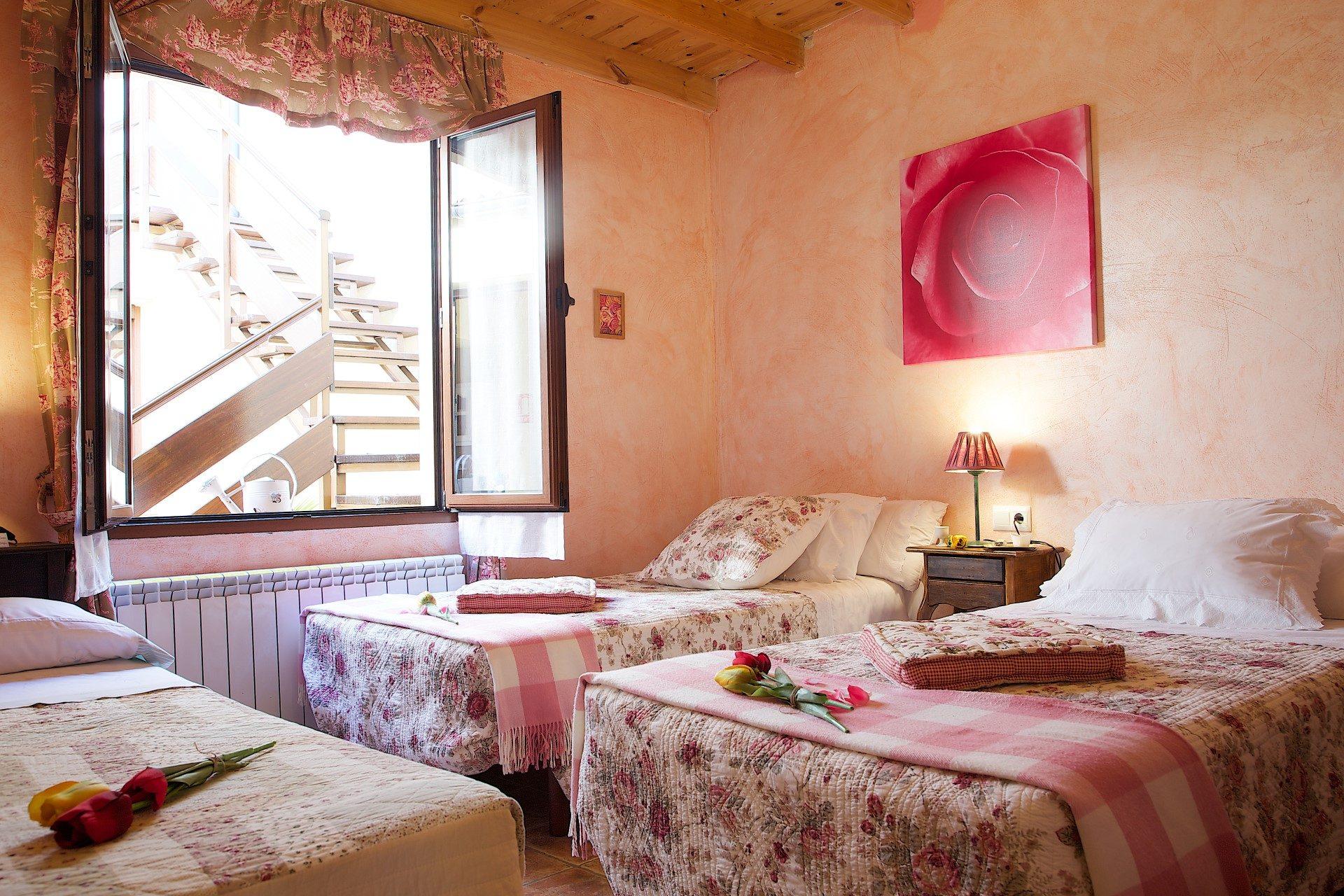 La casa rural beautiful alamedas es una casa con encanto de alquiler completo en la reserva - Casa rural la reserva ...