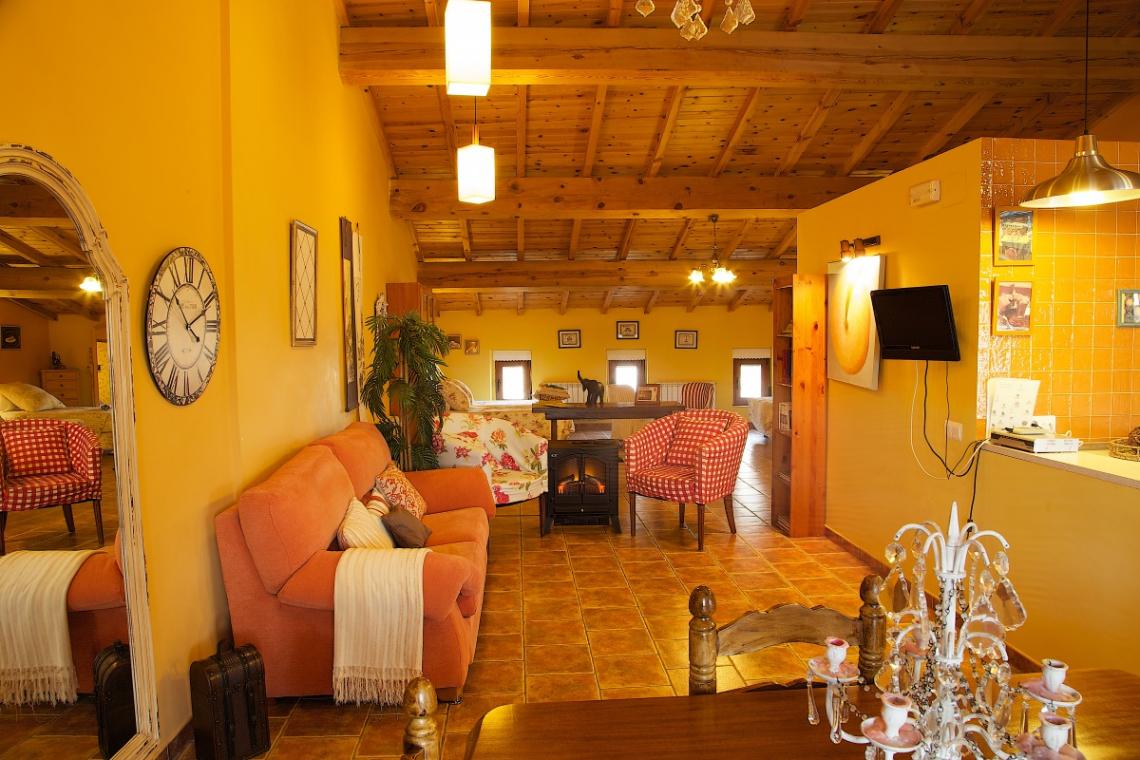 Casas rurales de alquiler íntegro Valladolid, Castilla y León