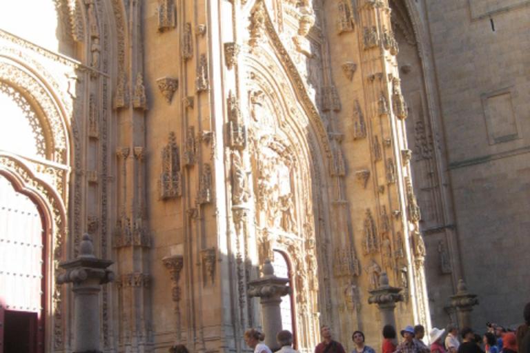 10 must visit cities in Spain, Salamanca - Beautiful Alamedas, secret places with soul