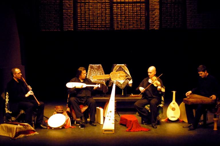 Concierto de Luis Delgado y César Carazo - Quarteto de Urueña - Casas rurales Valladolid