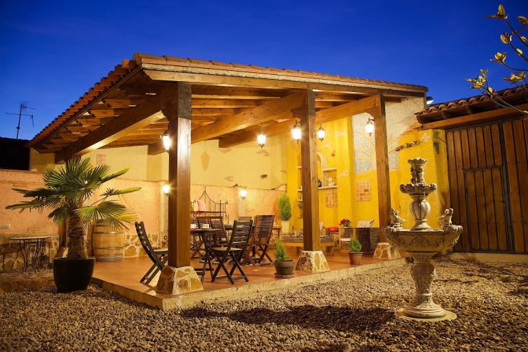 Enoturismo en Toro - Casa Rural Beautiful Alamedas