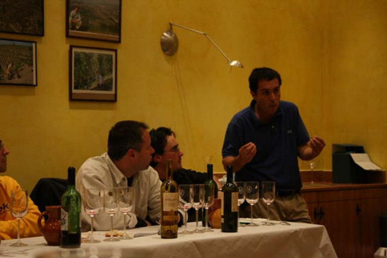 ribera del duero wine tasting